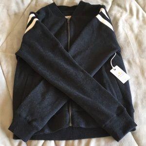 Brand new marine layer bomber jacket